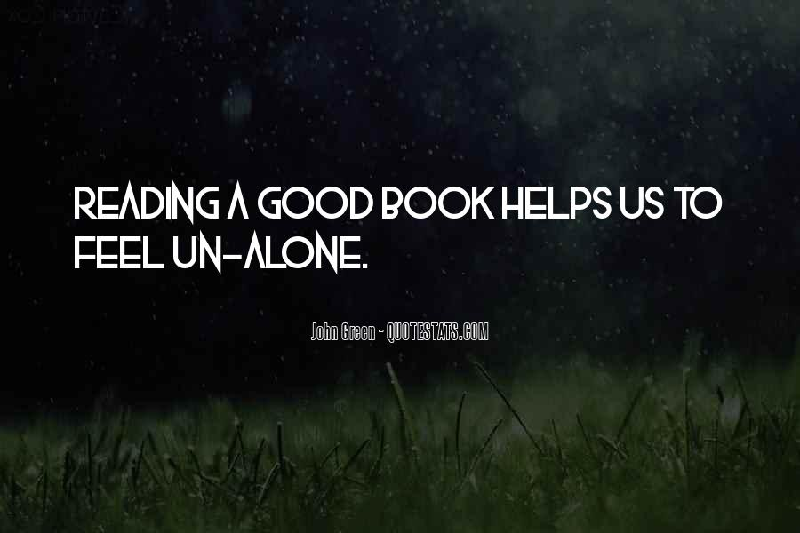 Quotes About Reading John Green #456236