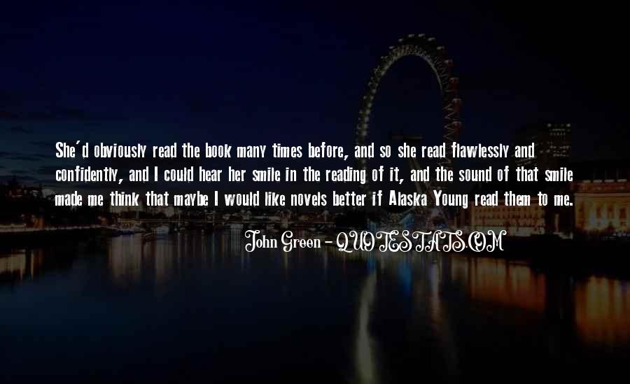 Quotes About Reading John Green #579292