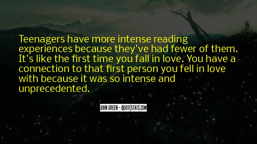 Quotes About Reading John Green #977745