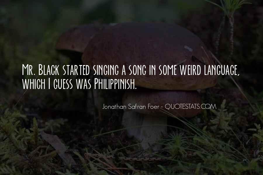 Philippinish Quotes #626715