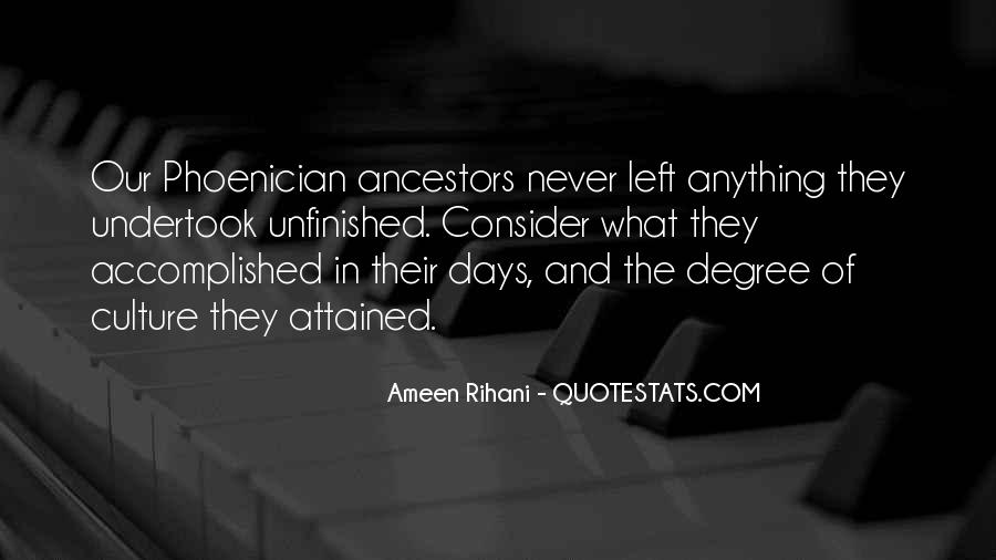 Phoenician Quotes #1571385