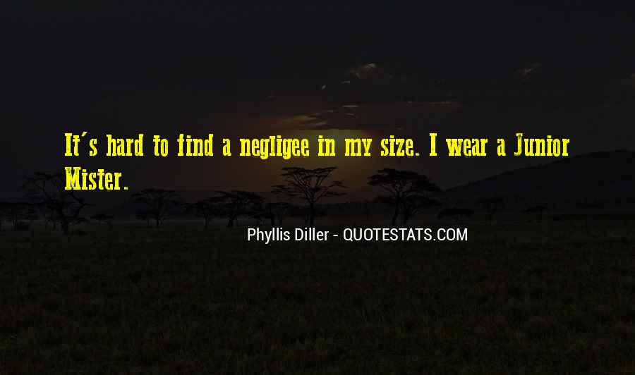 Phyllis's Quotes #602862