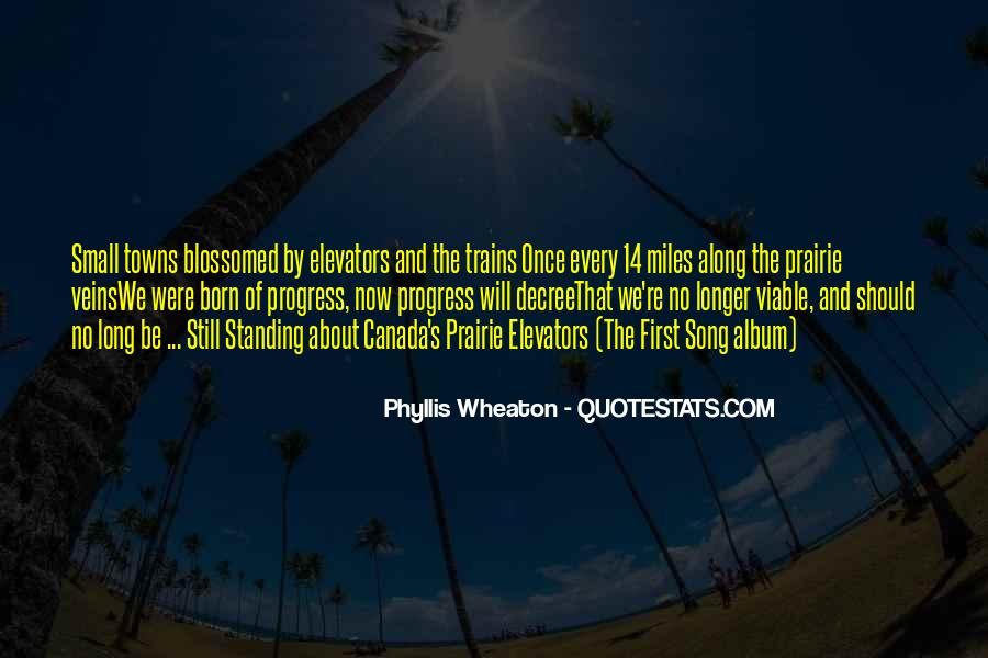 Phyllis's Quotes #852094