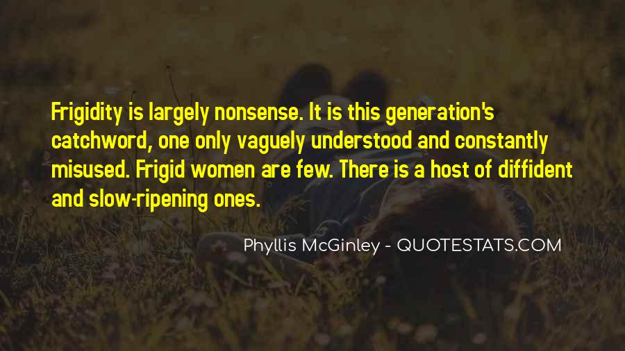 Phyllis's Quotes #946098
