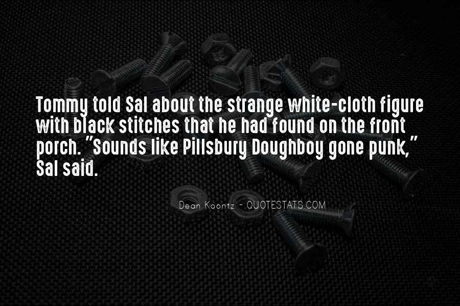 Pillsbury's Quotes #1429206