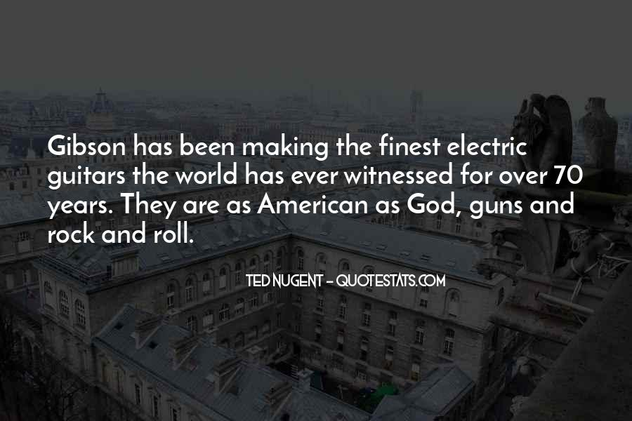 Quotes About Guns And God #299410