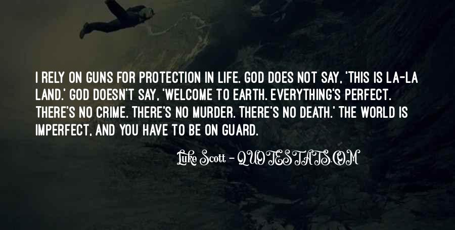 Quotes About Guns And God #949630