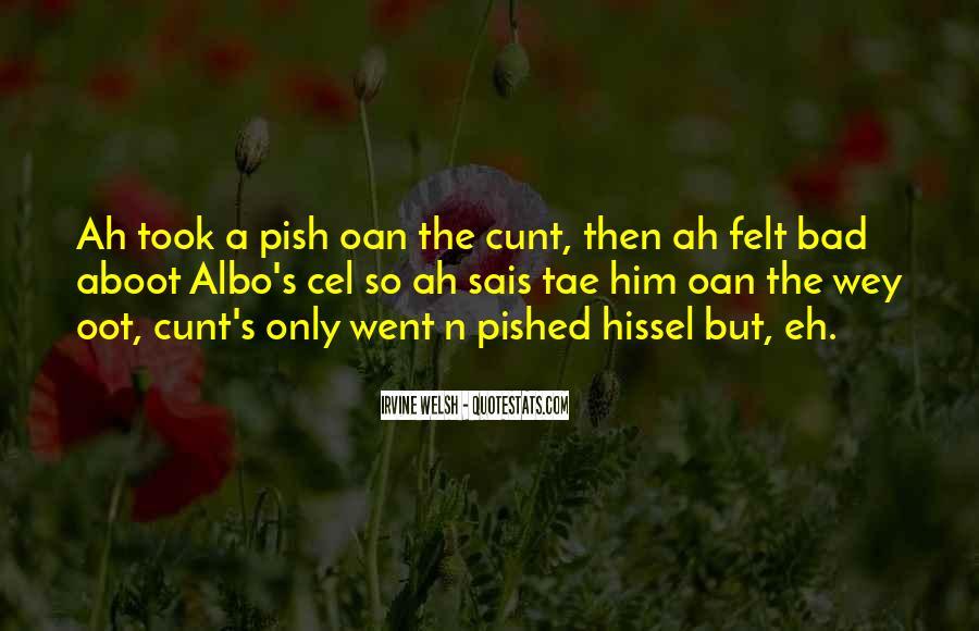 Pish Quotes #902098