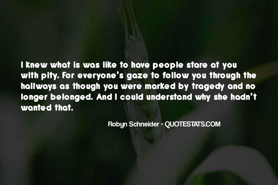Pity's Quotes #172905