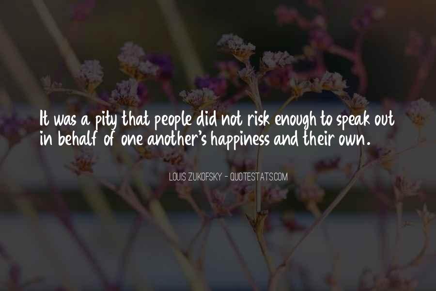 Pity's Quotes #185279
