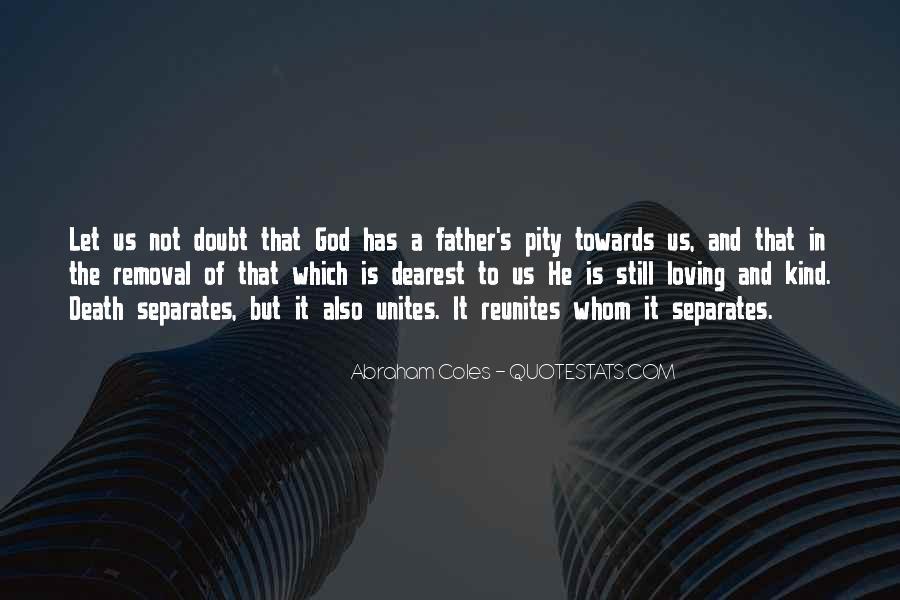 Pity's Quotes #220869