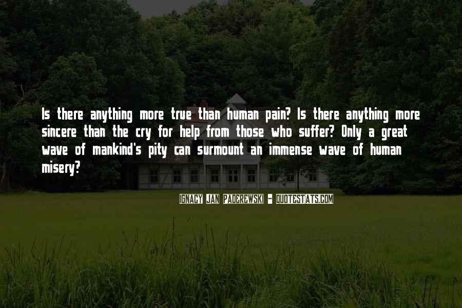Pity's Quotes #243493