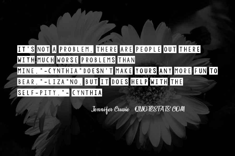 Pity's Quotes #293957