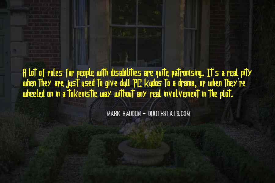 Pity's Quotes #294422