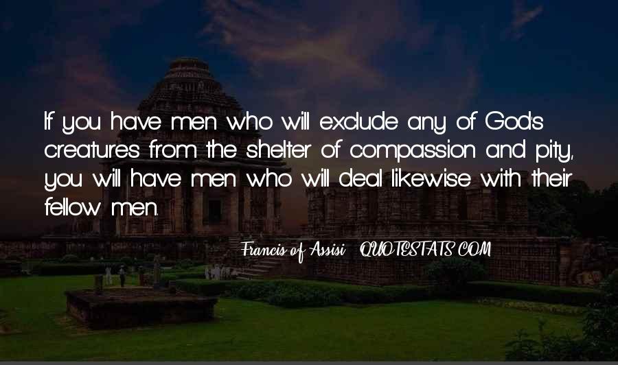 Pity's Quotes #330637