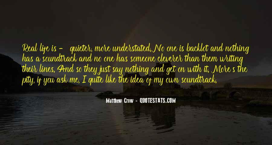 Pity's Quotes #331962