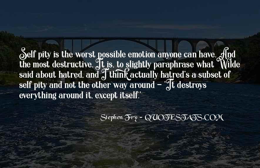 Pity's Quotes #344131