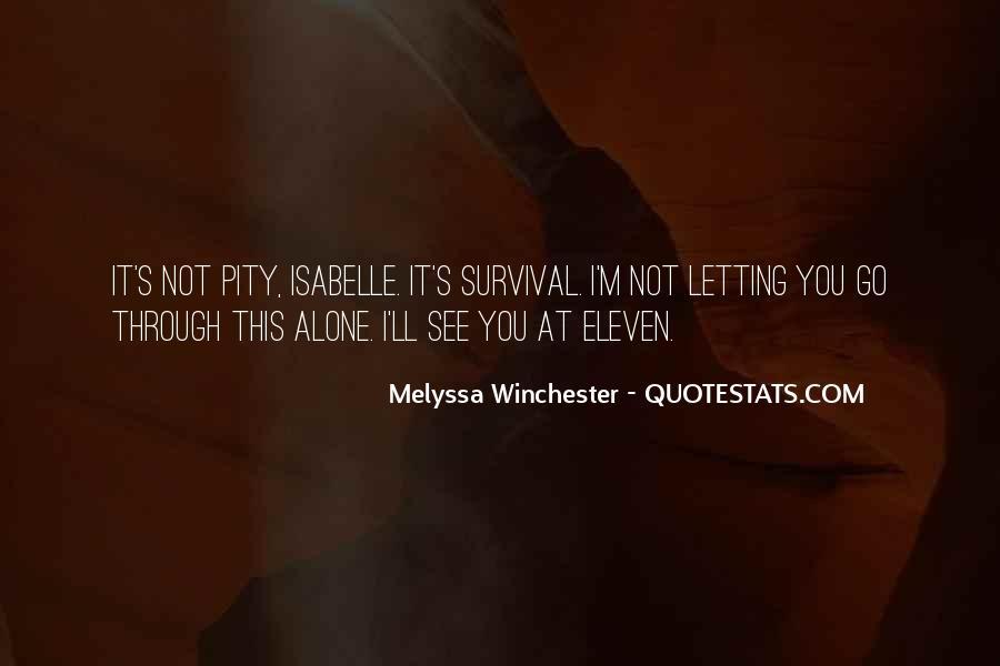 Pity's Quotes #365913