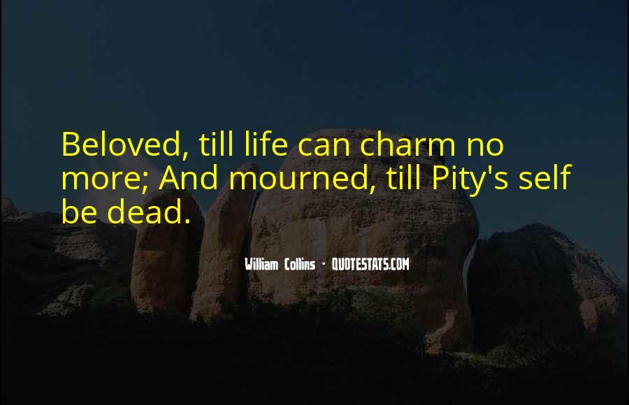 Pity's Quotes #420418
