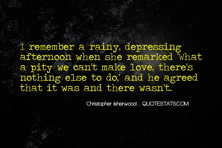 Pity's Quotes #467474