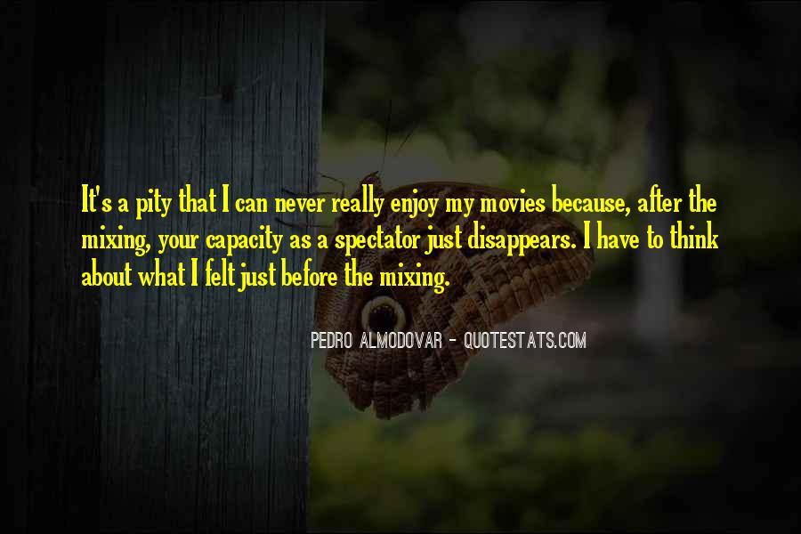 Pity's Quotes #487460
