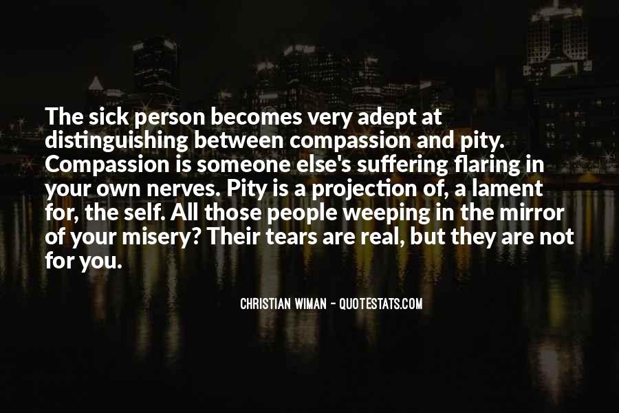 Pity's Quotes #61861