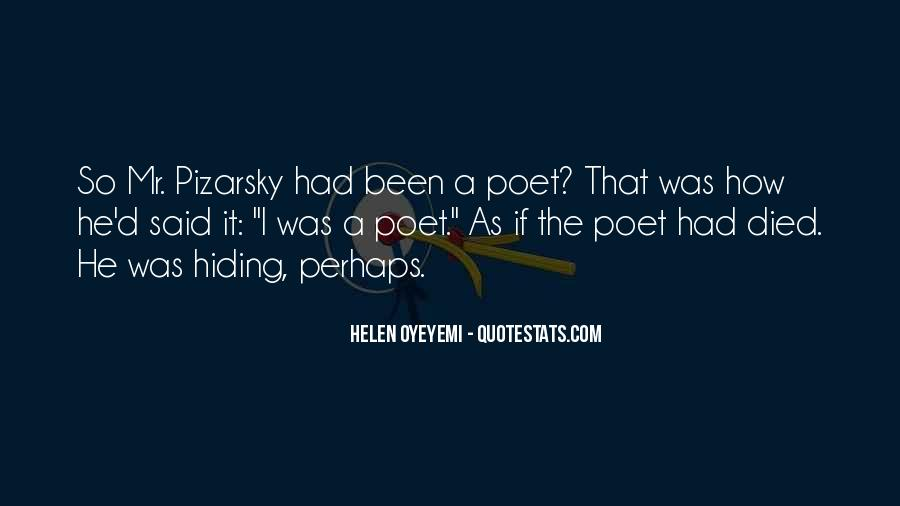 Pizarsky Quotes #1018540