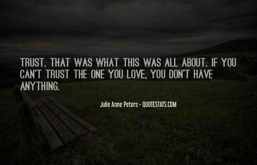 Top 68 Quotes About Love About Trust Famous Quotes Sayings About Love About Trust