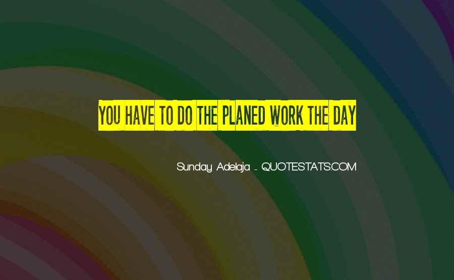 Planed Quotes #71792