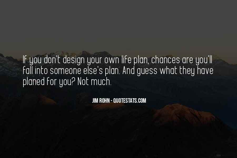 Planed Quotes #981835