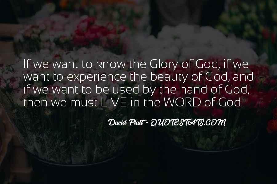 Platt's Quotes #105976