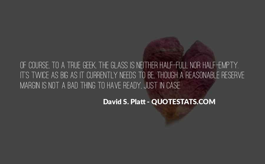 Platt's Quotes #1203010