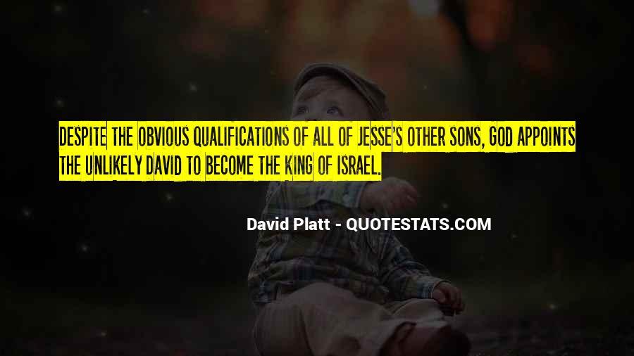Platt's Quotes #1231149