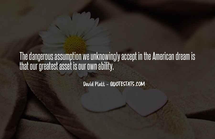 Platt's Quotes #124800