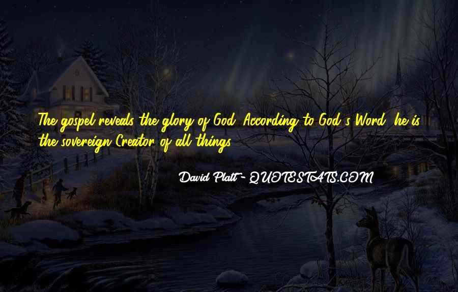 Platt's Quotes #1306961
