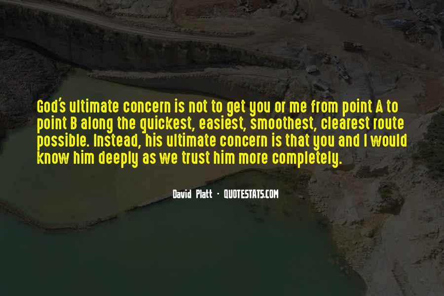 Platt's Quotes #1308225