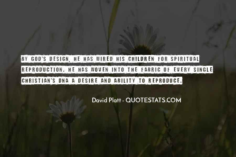 Platt's Quotes #133112