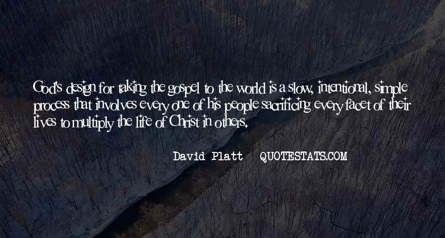 Platt's Quotes #1417060
