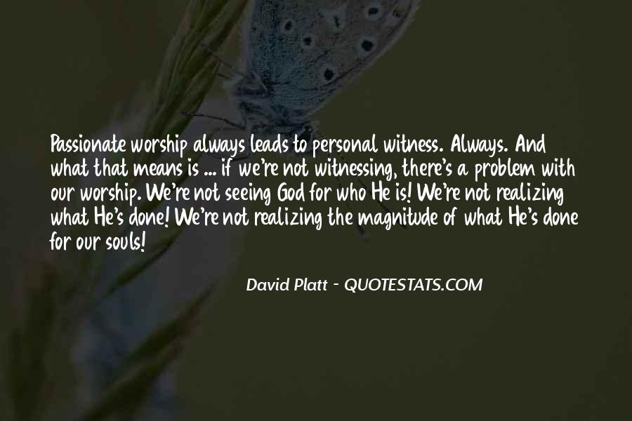 Platt's Quotes #1561342