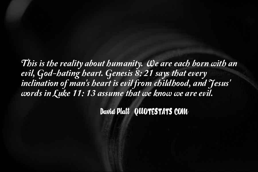 Platt's Quotes #1681762