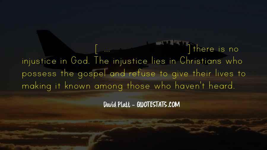 Platt's Quotes #172863