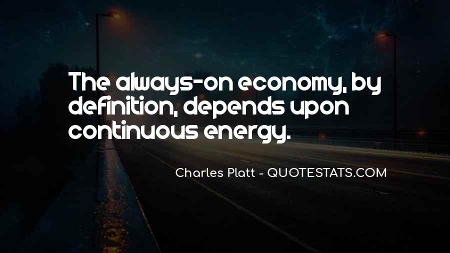Platt's Quotes #188424