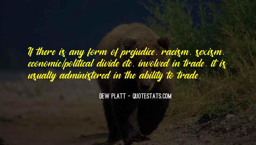 Platt's Quotes #20663
