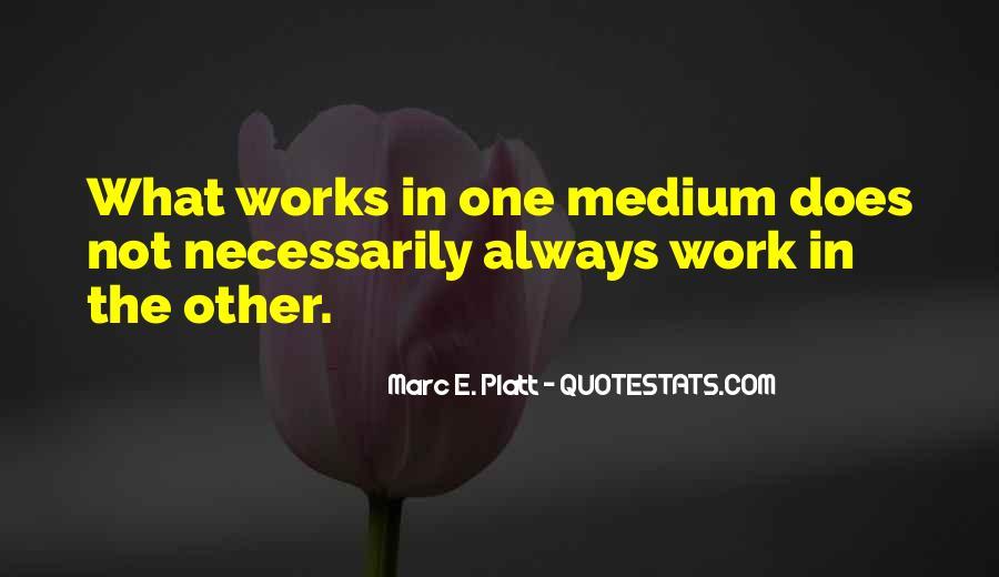 Platt's Quotes #21383