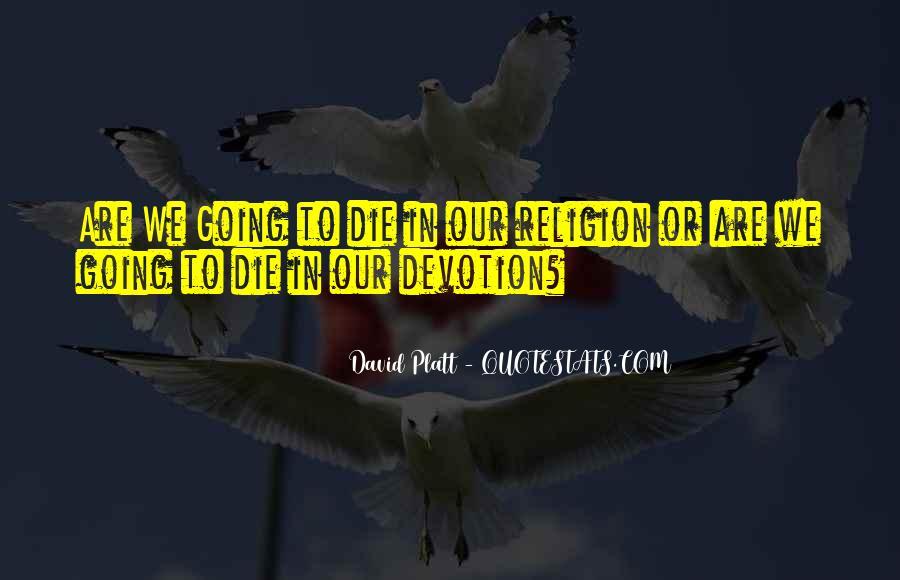 Platt's Quotes #240475