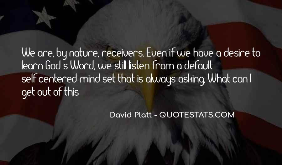 Platt's Quotes #257198