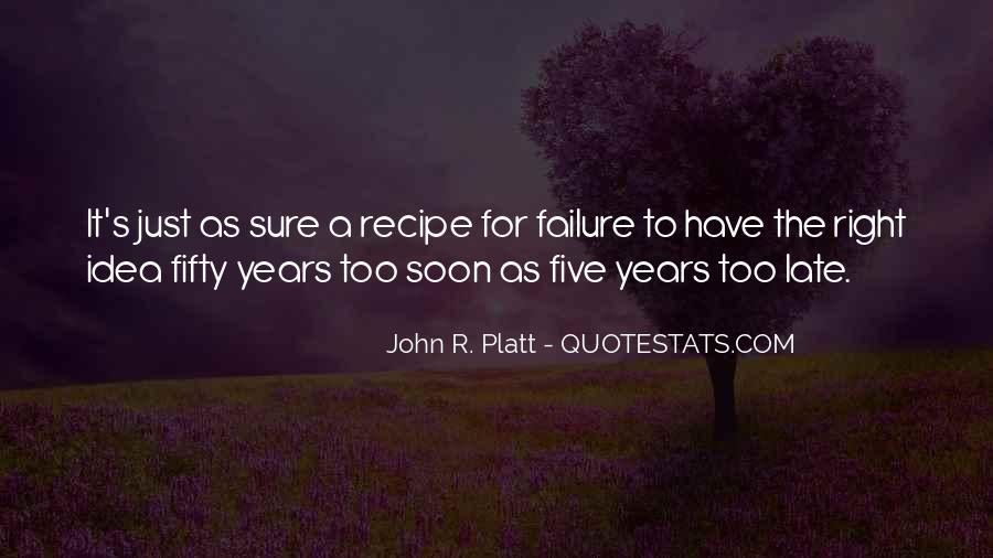 Platt's Quotes #431160