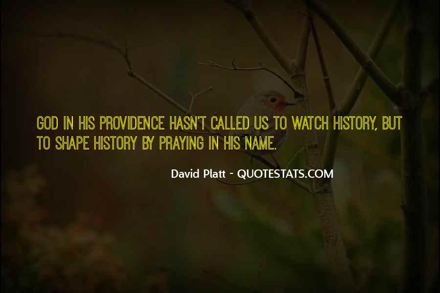 Platt's Quotes #66781
