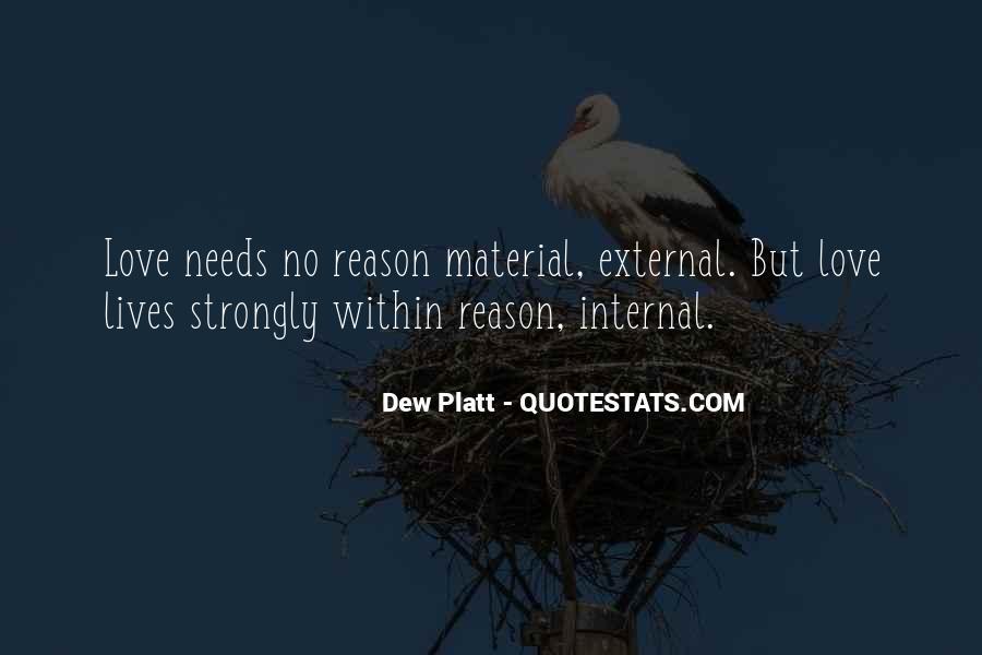 Platt's Quotes #81830