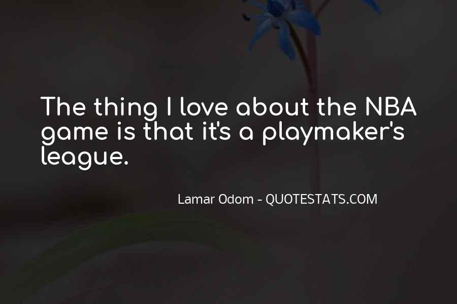 Playmaker Quotes #633382